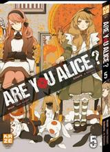 ARE YOU ALICE ? T5