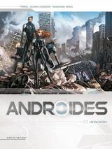 ANDROIDES T3: INVASION