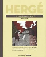 HERGE, LE FEUILLETON INTEGRAL T7