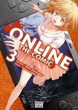 ONLINE THE COMIC T3