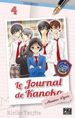 LE JOURNAL DE KANOKO - ANNEES LYCEE T4