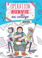 OPERATION SURVIE AU COLLEGE T2: JENSEN