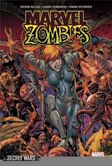 SECRET WARS: MARVEL ZOMBIES