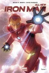 ALL NEW IRON MAN T1