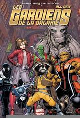LES ALL NEW GARDIENS DE LA GALAXIE T1