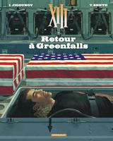XIII - NOUVELLE COLLECTION T22: RETOUR A GREENFALLS