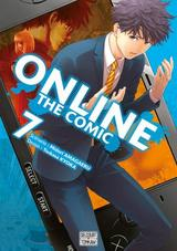 ONLINE THE COMIC T7