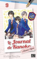 LE JOURNAL DE KANOKO - ANNEES LYCEE T9