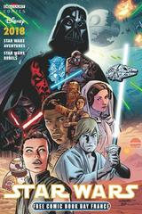 FREE COMIC BOOK DAY T2018: STAR WARS