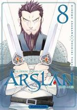 THE HEROIC LEGEND OF ARSLAN T8
