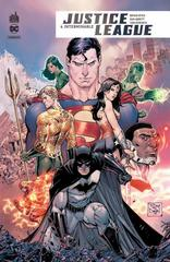 JUSTICE LEAGUE REBIRTH T4
