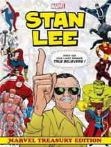 STAN LEE: MARVEL TREASURY EDITION