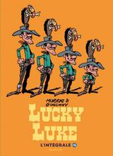 LUCKY LUKE T4: INTEGRALE