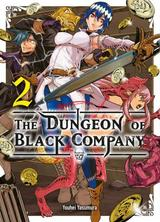 THE DUNGEON OF BLACK COMPANY T3