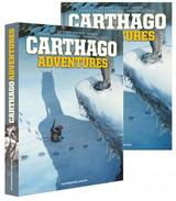 CARTHAGO ADVENTURES: INTEGRALE  - SOUS COFFRET