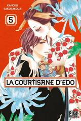 LA COURTISANE D'EDO T5