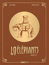 40 ELEPHANTS: ECRIN VOLUME 1 - VOLUME 2