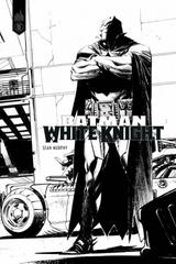BATMAN WHITE KNIGHT –  VERSION N&B