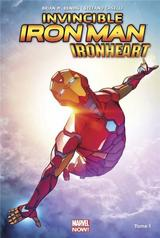 INVICIBLE IRON MAN: IRONHEART