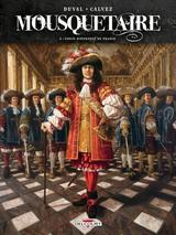 MOUSQUETAIRE T3: LOUIS-DIEUDONNE DE FRANCE