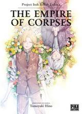 THE EMPIRE OF CORPSES T3
