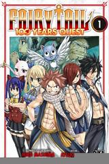 FAIRY TAIL - 100 YEARS QUEST T1