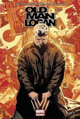 OLD MAN LOGAN ALL-NEW ALL-DIFFERENT T5