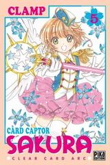 CARD CAPTOR SAKURA - CLEAR CARD ARC T5