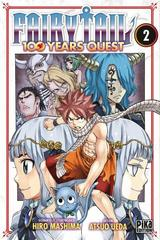 FAIRY TAIL - 100 YEARS QUEST T2