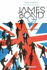 JAMES BOND T5: BLACK BOX