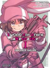 SWORD ART ONLINE ALTERNATIVE - GUN GALE ONLINE T1