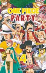 ONE PIECE PARTY T4