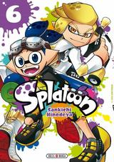 SPLATOON T6