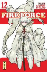 FIRE FORCE T12
