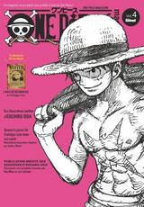 ONE PIECE MAGAZINE T4
