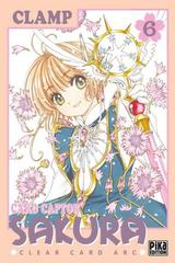 CARD CAPTOR SAKURA - CLEAR CARD ARC T6