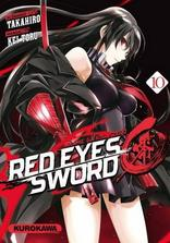 RED EYES SWORD ZERO - AKAME GA KILL ! ZERO T10