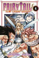 FAIRY TAIL - 100 YEARS QUEST T4