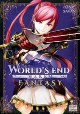 WORLD'S END HAREM T2