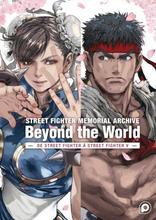 STREET FIGHTER MEMORIAL ARCHIVE : BEYOND THE WORLD