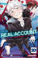 REAL ACCOUNT T20