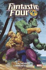 FANTASTIC FOUR T4: LA CHOSE VS L'IMMORTEL HULK