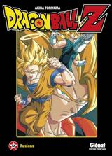 DRAGON BALL Z Film 12: FUSIONS