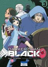 DARKER THAN BLACK T3