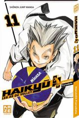 HAIKYU!! LES AS DU VOLLEY T11