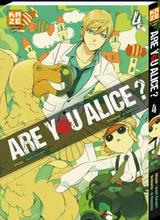 ARE YOU ALICE ? T4